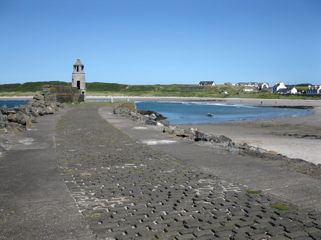 Port Logan Harbour