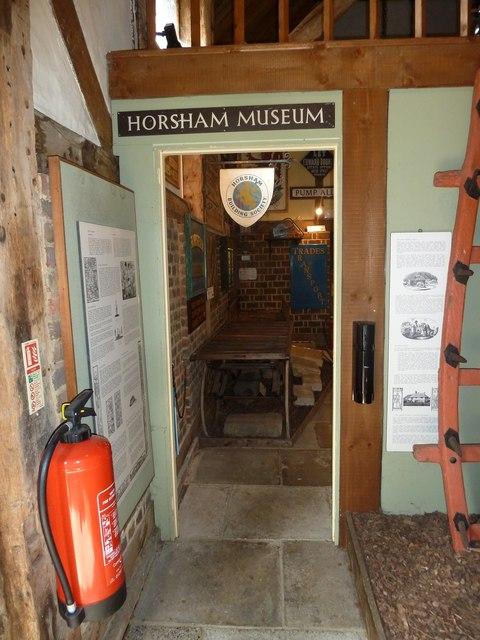 A trip to Horsham Museum (9)