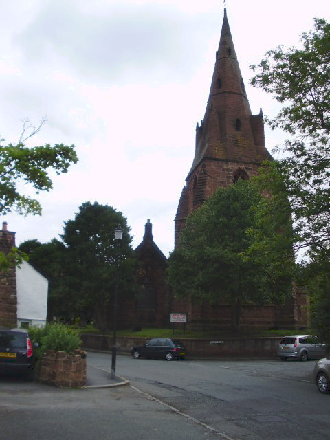 St Mary's Church, Eastham
