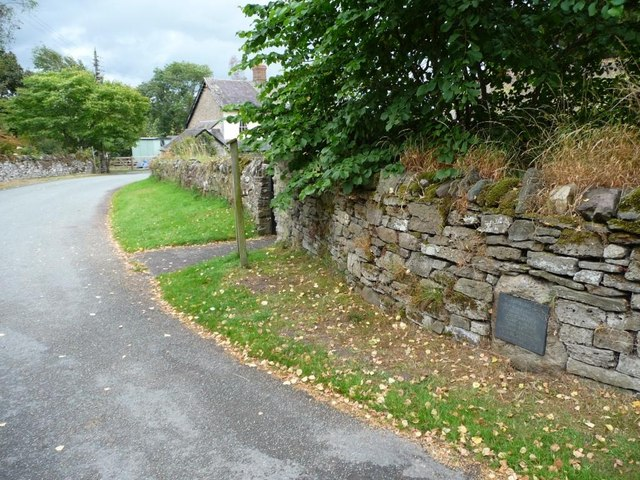 Norbury's stone walls