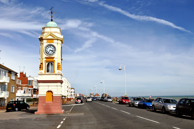 The Clock Tower - Bexhill-on-Sea