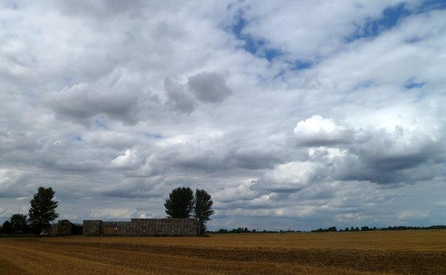 Red Barn Farm, between Wiggenhall St Mary Magadalen & Tilney St Lawrence