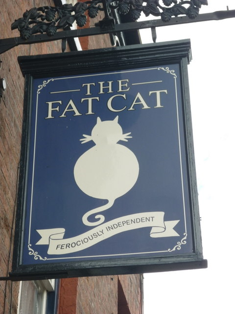The Fat Cat, Alma Street, Sheffield