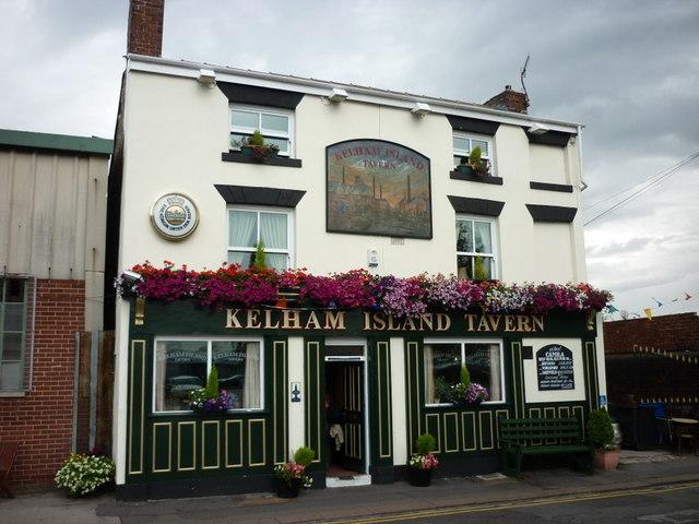 Kelham Island Tavern, Russell Street, Sheffield