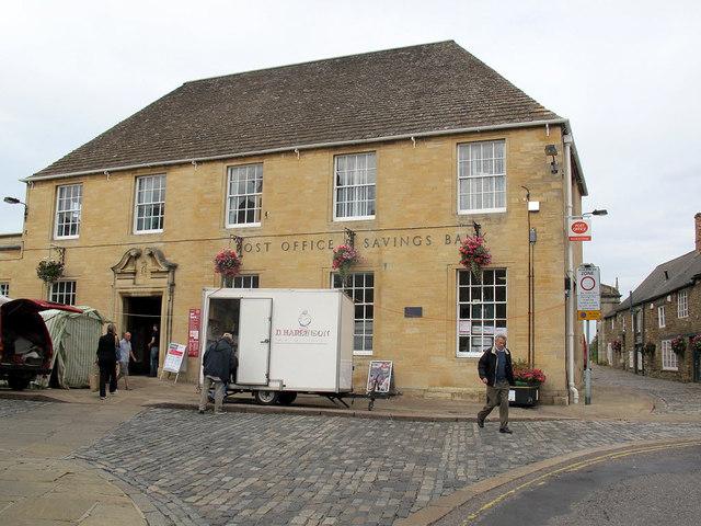 Oakham Post Office