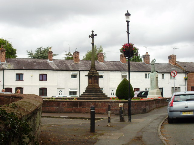 Village Cross at Eastham