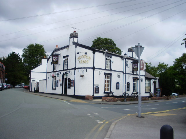 Hooton Arms, Eastham