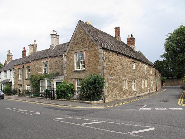 Bull Lane, Oakham