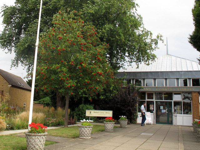Oakham public library