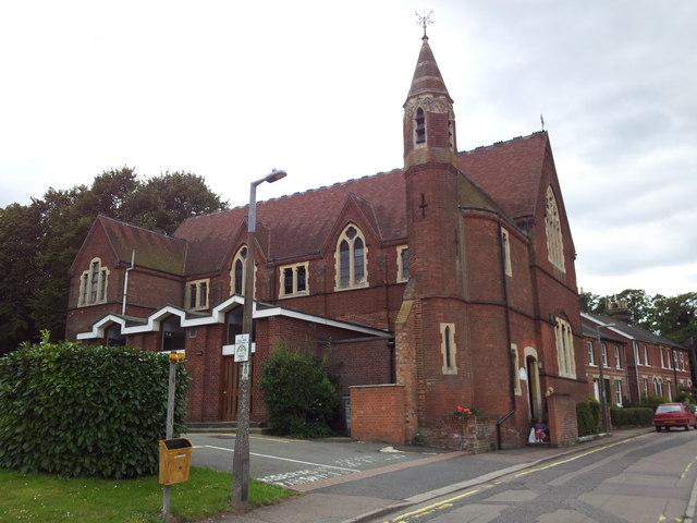 Our Lady's Catholic Church, Stowmarket