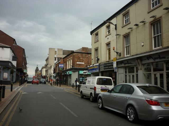 Wellington Street, Sheffield