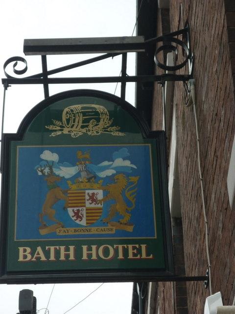 The Bath Hotel, on Victoria Street, Sheffield