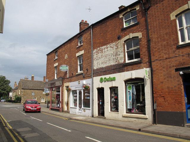 Oxfam in Oakham
