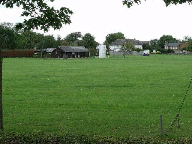 Sports Field, near RAF Digby