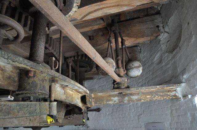 Old Buckenham Mill - Governor