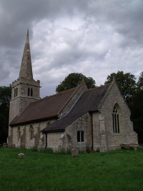 St Hybald's Church, Ashby de la Launde