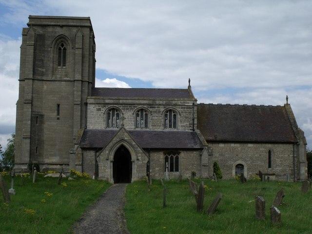 St James and St John Church, Dorrington
