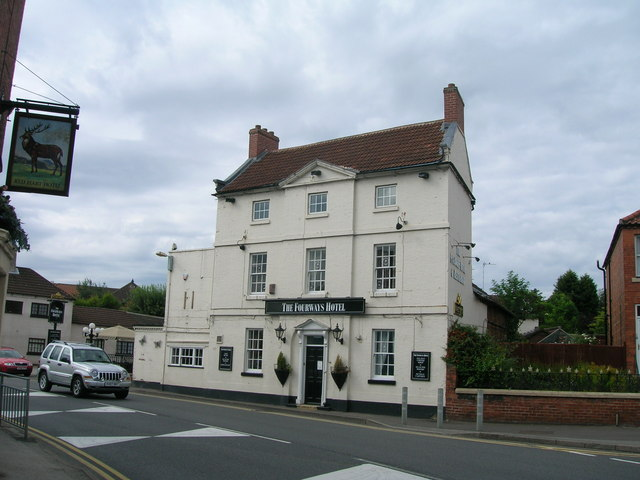 The Fourways Hotel, Blyth