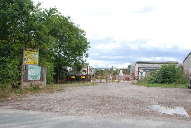 Factory Units, Derrington Lane