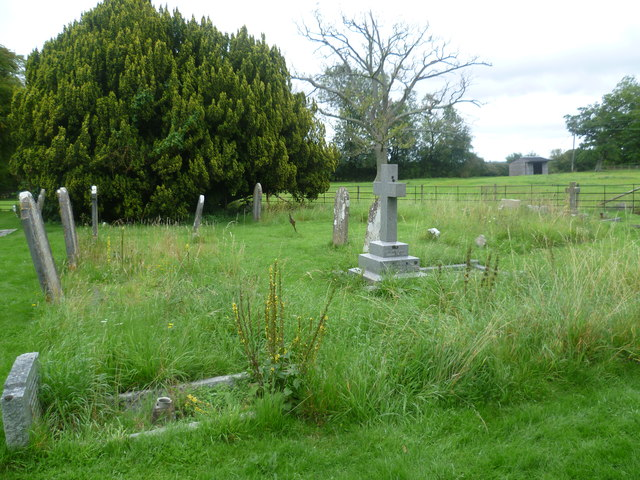 In St Nicholas Churchyard, Steventon