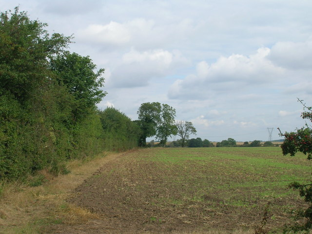 Farmland near Oldcotes