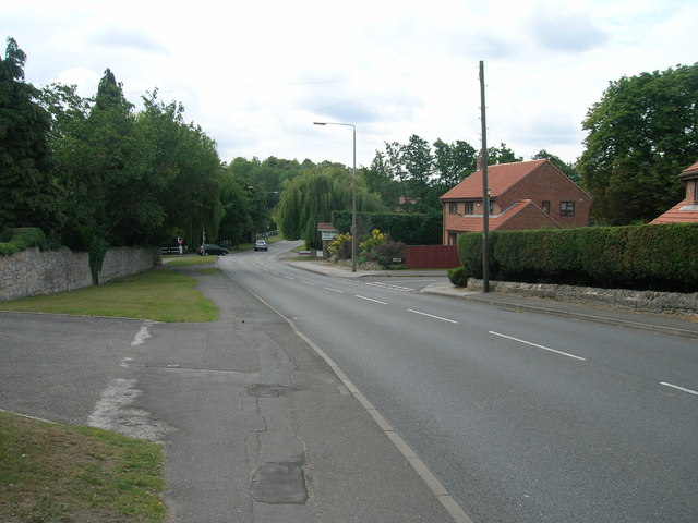 A60 towards Worksop