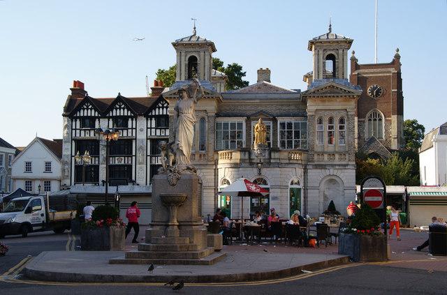 Market Place, Kingston-upon-Thames