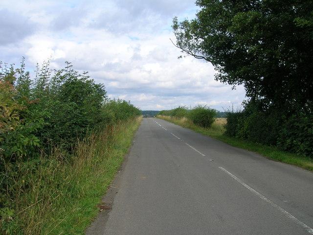 Kid Lane towards Firbeck