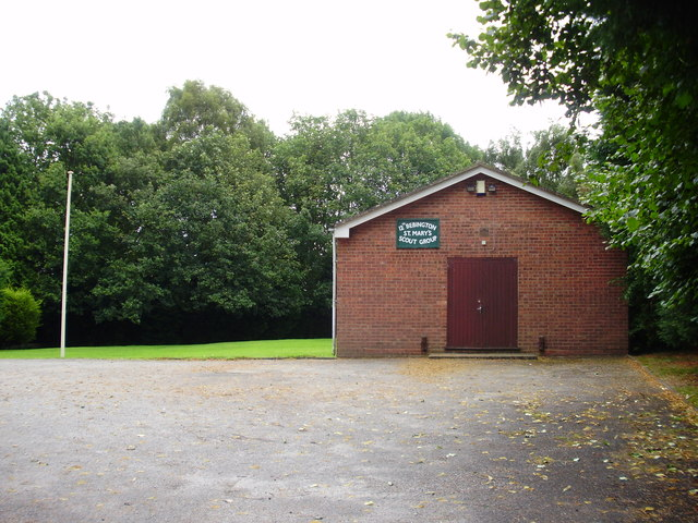 Scout Hut, Eastham