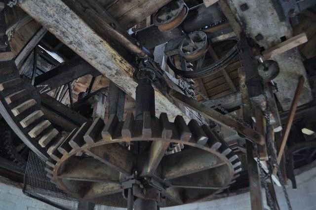 Buttrum's Mill - Cap