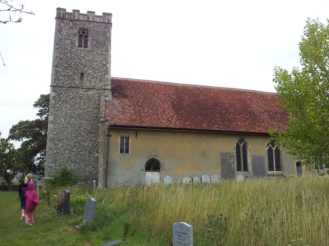 St Gregory's church, Hemingstone