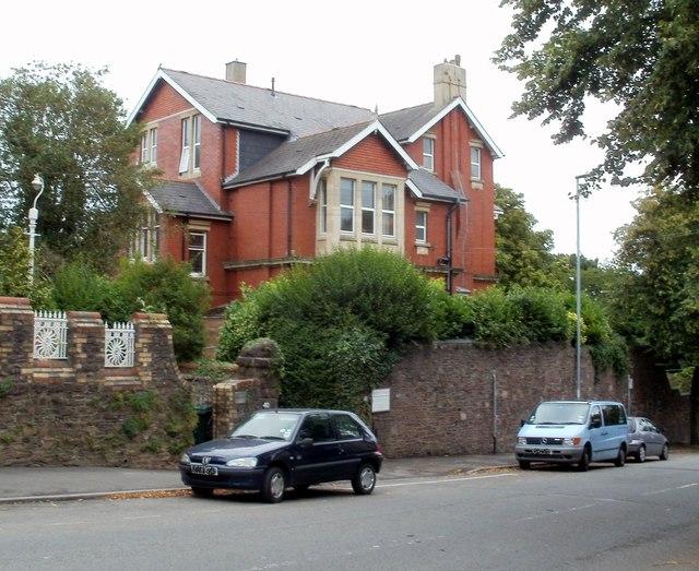 Glengaress House, Stow Park Avenue, Newport