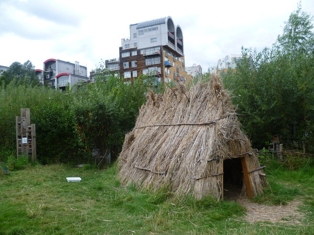 Greenwich Peninsula Ecology Park
