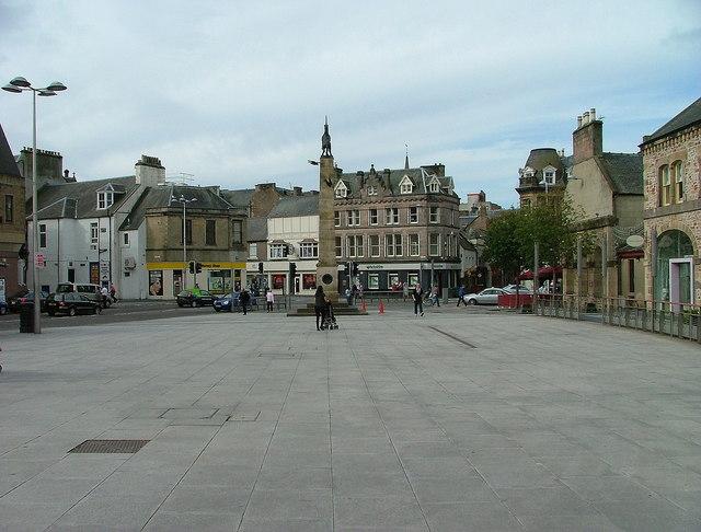 Falcon Square