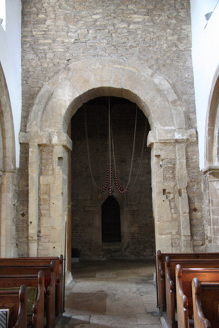 Tower arch