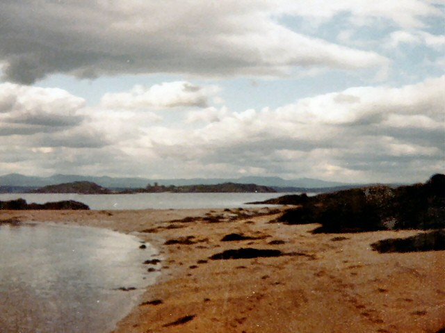 Looking towards Inchcolm