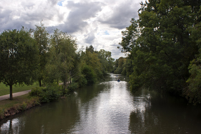 The River Leam