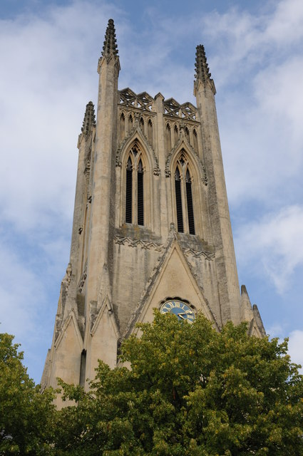 Tower of Christchurch