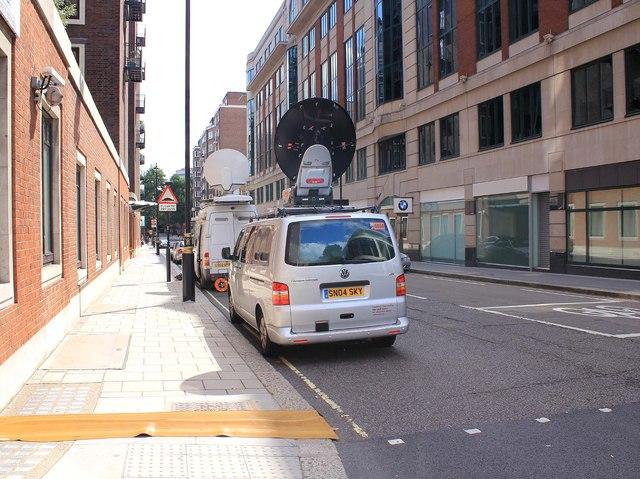Marsham Street, SW1