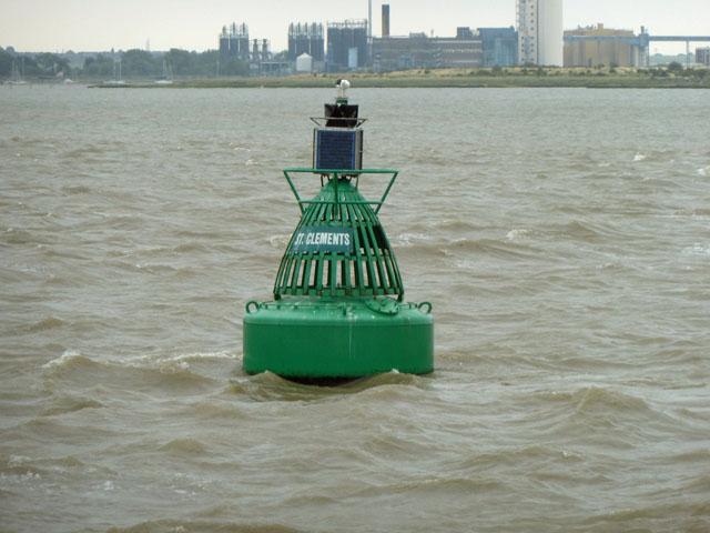 St Clements buoy