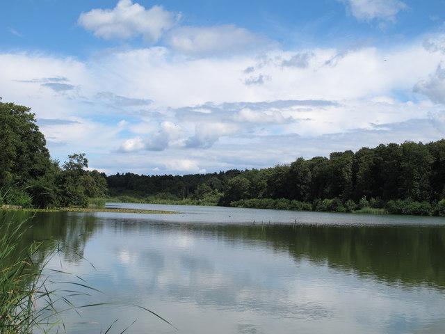 Holbrook Fish Pond (Private)
