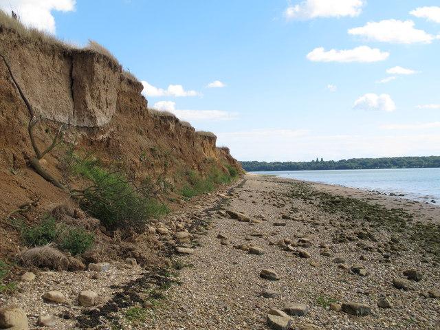 Eroding Cliffs Roger Jones Cc By Sa20 Geograph