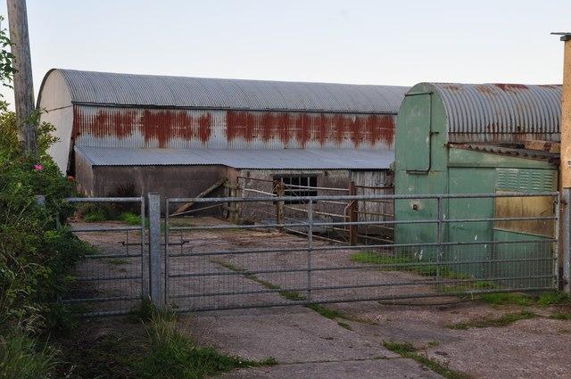 Mid Devon : Farm Buildings