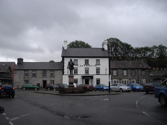 The Talbot Hotel, Tregaron