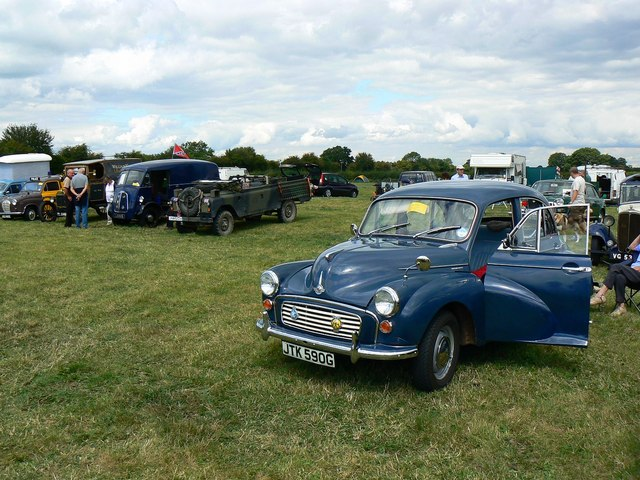 Cars and vans, Swindon and Cricklade Railway, Blunsdon