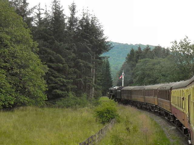 North Yorkshire Moors Railway, Newton Dale