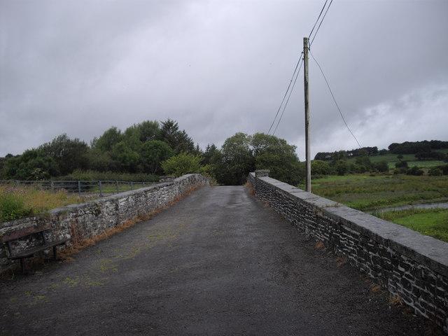 Bridge over the Afon Teifi, Pont Einon