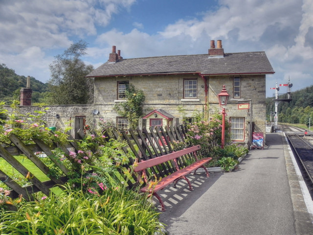 The Station House, Levisham