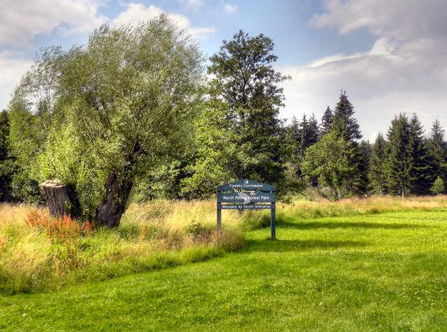 North Riding Forest Park, Levisham