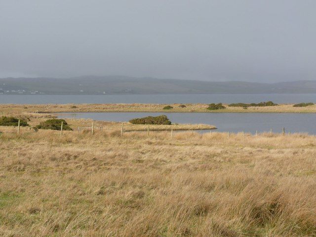The west end of Lochan na Nigheadaireachd, Islay